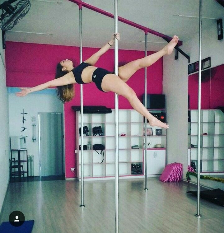 Pole Dance Power Pole