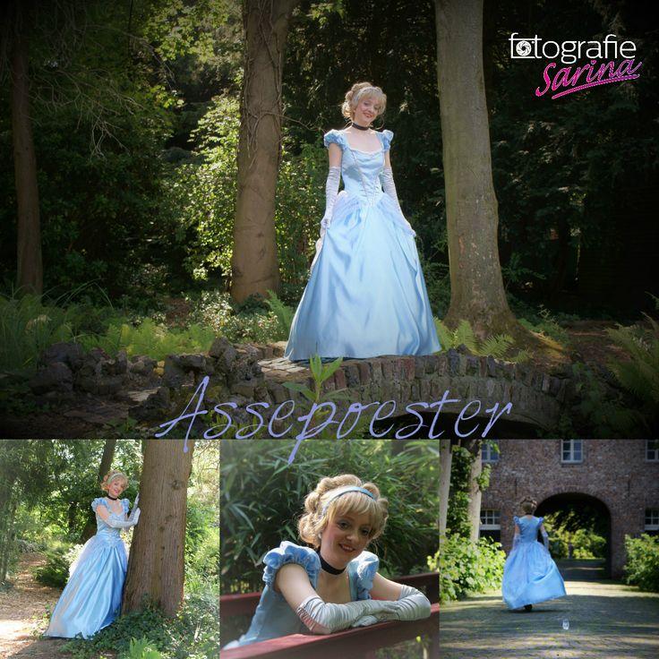 Cinderella. Assepoester. Photoshoot. Fotoshoot. Fairytail. Sprookje. Fotografie Sarina