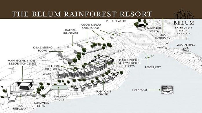 Belum Rainforest Resort Nate S First Vacation Malaysia Resorts