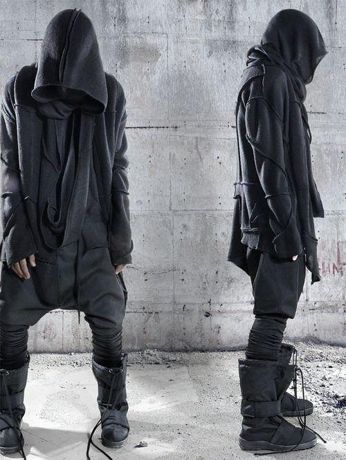 Demobaza AW12 Men (Kai's street clothes)