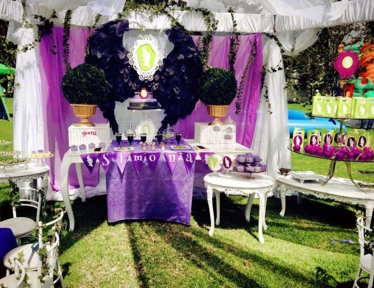 Maleficent Party by Splash Party - Maleficent   ♦ℬїт¢ℌαℓї¢їøυ﹩♦