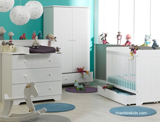 12 best meubles chambre bébé images on Pinterest | Furniture ...