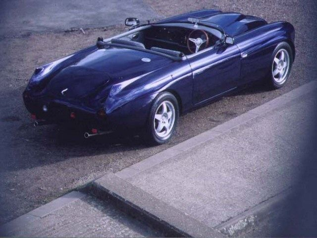 Bristol Blenheim Speedster 2004-2005