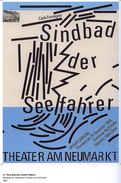 Polly Bertram, Daniel Volkart – Sindbad der Seefahrer, 1984