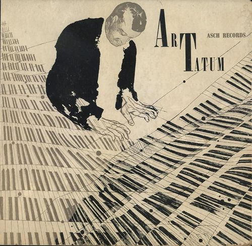 I'm really beginning to appreciate hand drawn design concepts...overlapping piano keys...yes please!