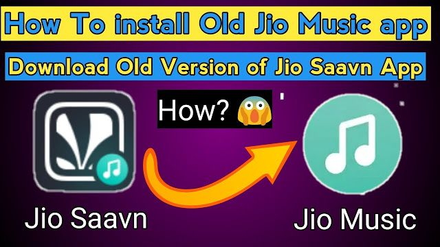 Jio Music Old Version Jiosavan Music App Music Music Radio