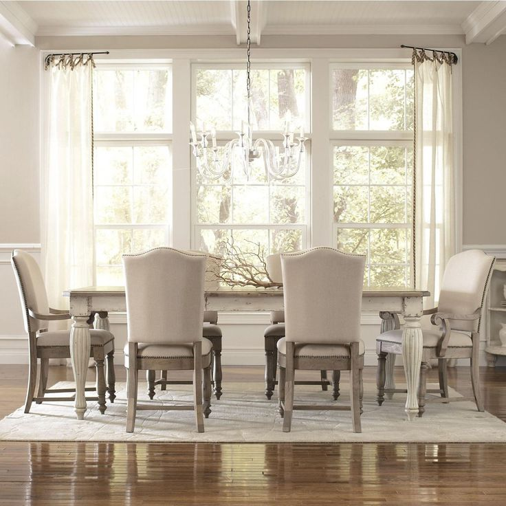 coventry rectangular dining table chairs in weathered driftwood by