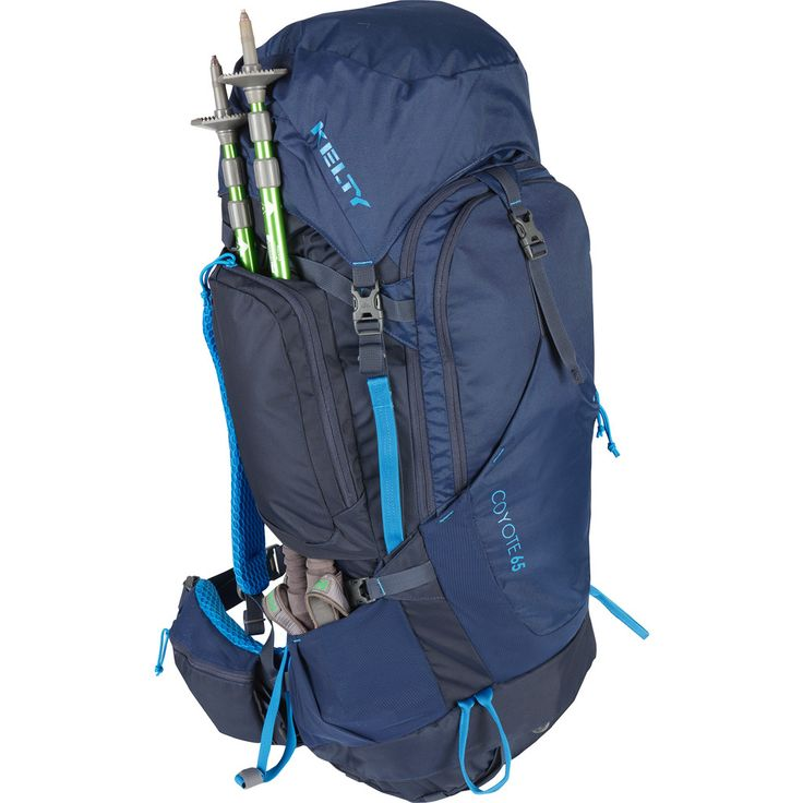 Kelty Coyote 65L Backpack | Blue