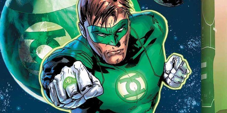 Batman V Superman: DC's New Green Lantern Actor Revealed?