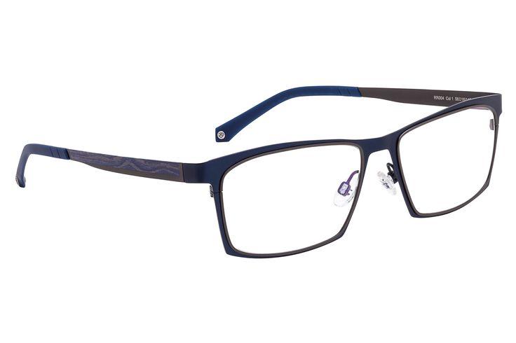 Model RR004 - Robert Rüdger Eyewear by Area98 #eyewear #glasses #frame #style #menstyle #accessories