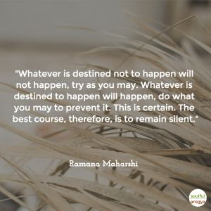 Ramana Maharshi Quote 4
