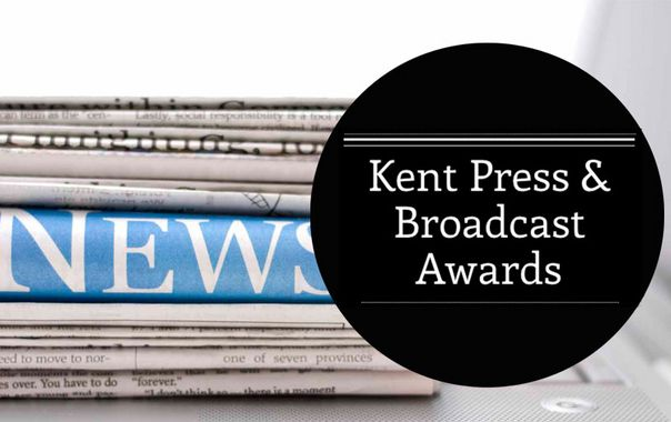 Maxim launches the Kent Press & Broadcast Awards | Maxim – PR, marketing and public affairs agency, Kent