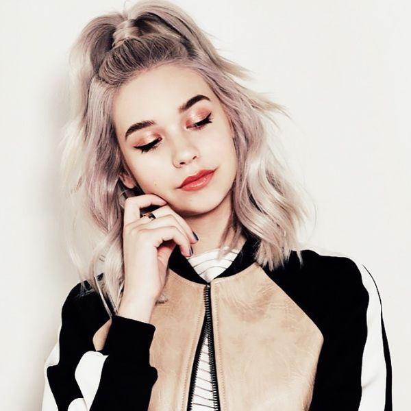 Fashionable Teenage Girl Hairstyles