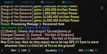 Just rogue things.... #worldofwarcraft #blizzard #Hearthstone #wow #Warcraft #BlizzardCS #gaming