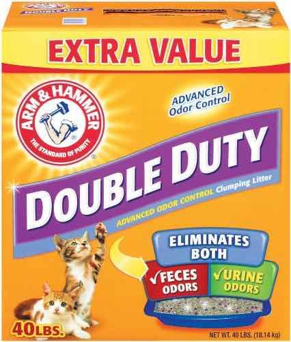 Have a cat? Check out this deal on Amazon! Get Arm & Hammer Double Duty Litter 40Lbs for only $13.48! Normally $27.99! Don't pay retail price! Shop Amazon and save big! If you want it, get it now! Get Free Shipping on orders over $49.00 or more or sign up for a free trial of …