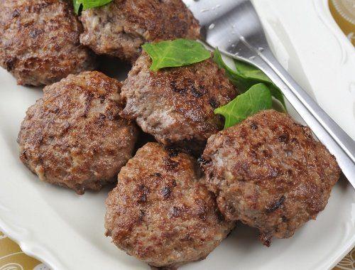 Biffar med köttfärs köttfärsbiff