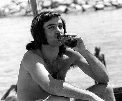 GEORGE BEST E L'ALCOOL