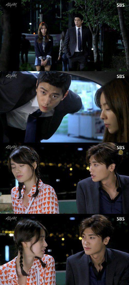 [Spoiler] 'High Society' Loveline on fast track: UEE and Seong Joon, Lim Ji-yeon and Hyung Sik @ HanCinema :: The Korean Movie and Drama Database