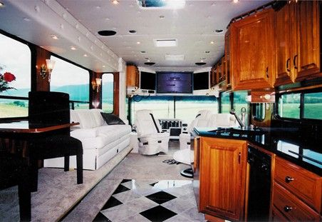 I dream again! I love this motorhome interior! Motorhomes for sale by Owner ...