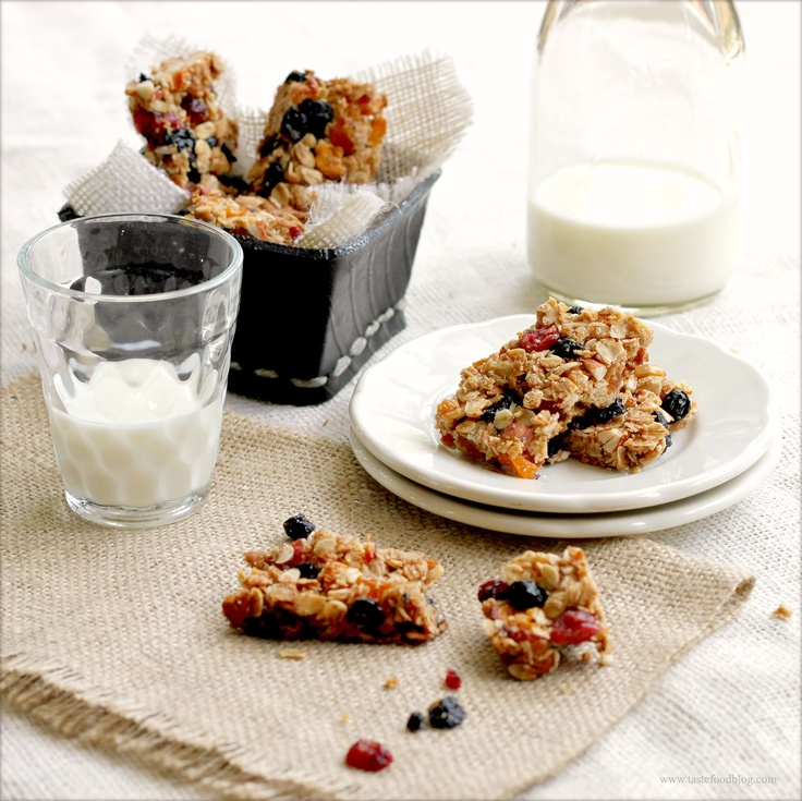 Cooking for your Health: Homemade Granola Bars: Granola Bar Recipes, Fun Recipes, S'More Bar, Dry Fruit, Homemade Granola Bars, Granola Recipes, Cooking, Health, Blueberries