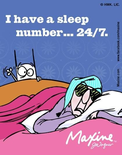 ☮ American Hippie Quotes ~ Maxine . . Sleep Number