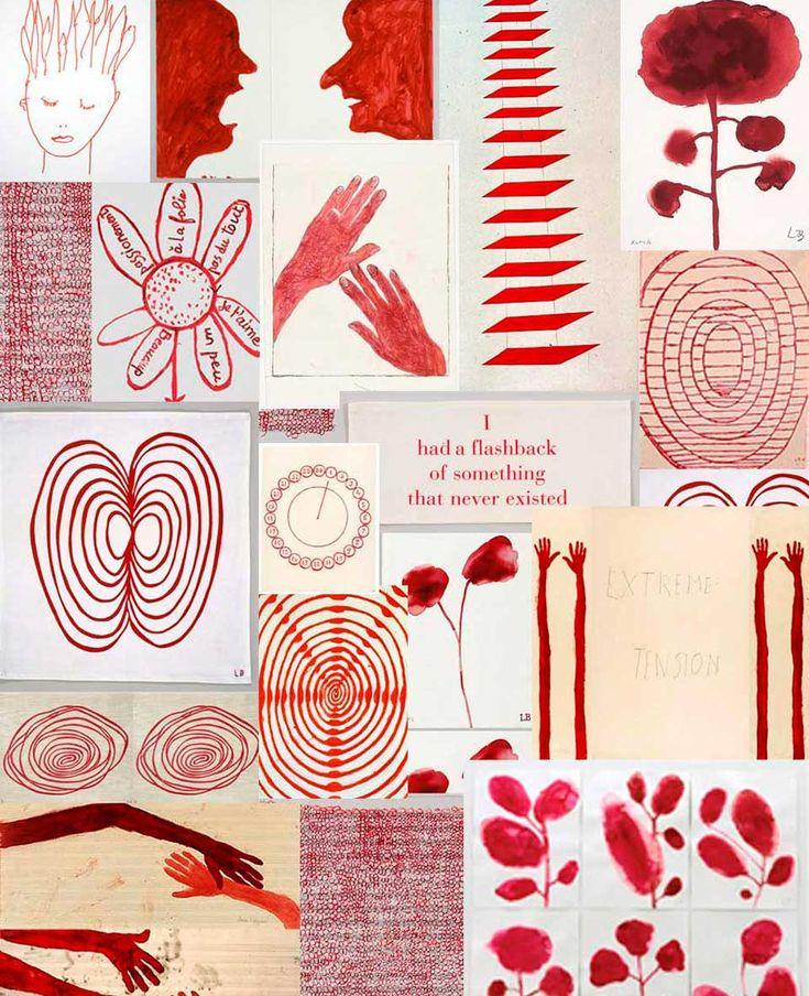louise_bourgeois_inspiration_red_barkowski_mosaic.jpg 960×1,180 pixels