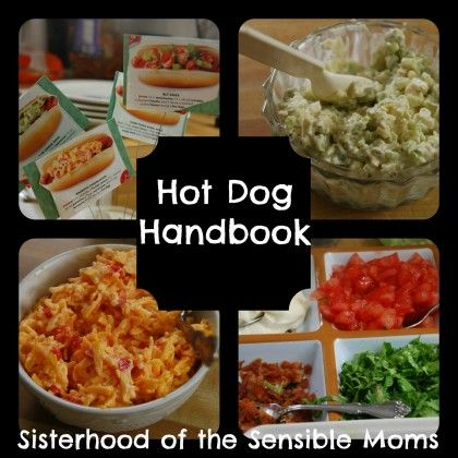 """The Hot Dog Handbook - simple, easy, but with plenty of """"Wow"""" factor!: https://www.pinterest.com/mhooper12000/hot-diggity-dog/"""