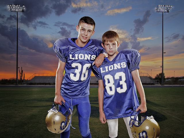 football...great for brothers | For the boys | Pinterest