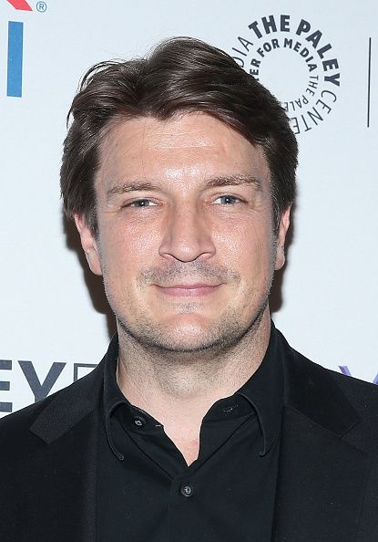 "As tensions rise in ""Castle"" season 8, the series' star Nathan Fillion may have found his real-life Becket in the person of actress Krista Allen."