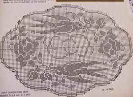 Resultado de imagen para carpetas a crochet con golondrinas