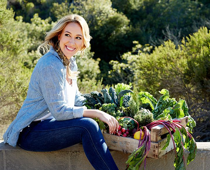 21 Tips To Get Glowing: How Haylie Duff Is Living Well #healthyliving #haylieduff #realgirlskitchen