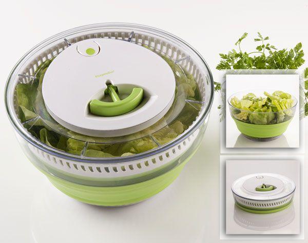 Les 25 meilleures id es concernant essoreuse salade sur pinterest salade - Essoreuse salade pliable ...