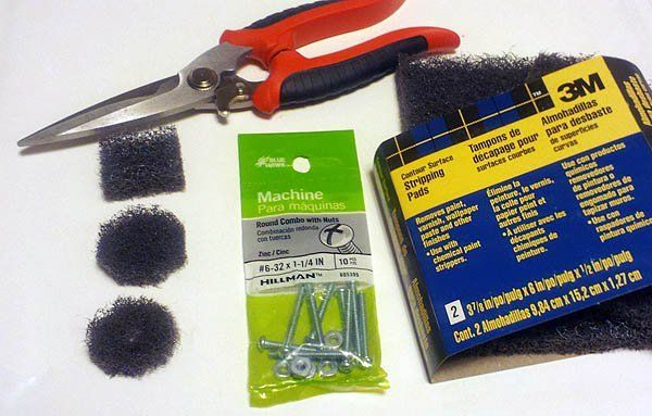 Dremel tool accessory bits can be expensive, limited in selection, and quickly wear out. Here's how to make some of your own.