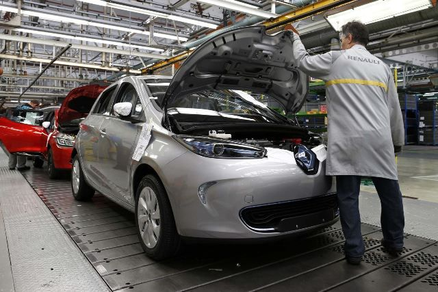 EV industrie als banenmotor.