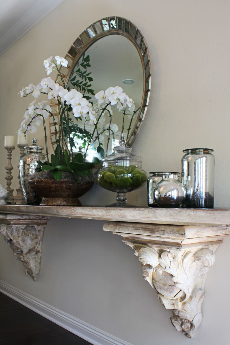 Best 25 shelf above tv ideas on pinterest tv on wall ideas living room hanging tv on wall for Decorative corbels interior design
