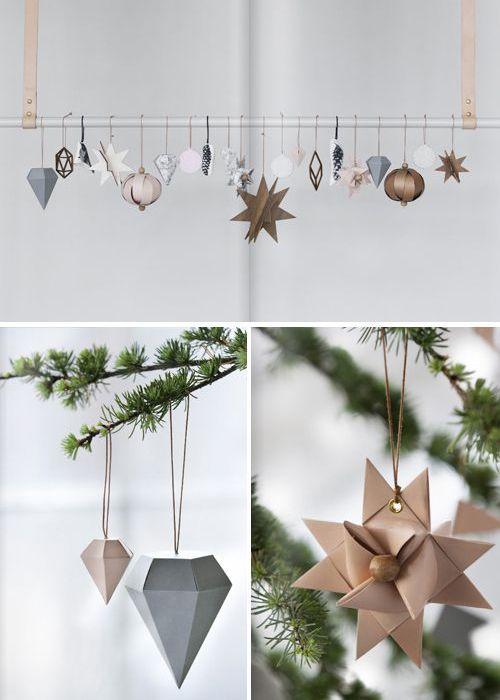 Inspiratie voor een stijlvolle kerst