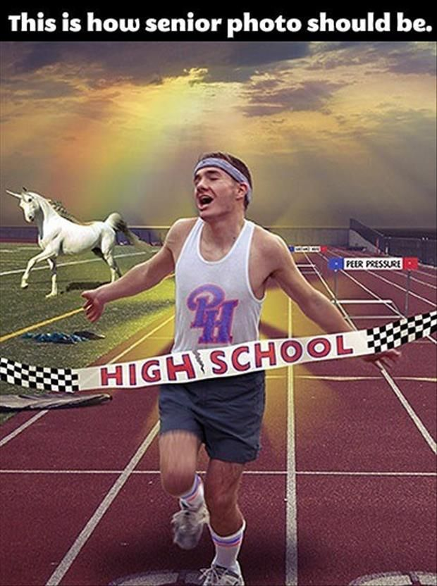Yes. I say No!  High School or at least being a teenager is not something I would repeat for any amount of money.  But there have been many times in my life where I deserved and would have appreciated a finish line more,