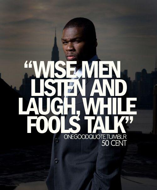 50 Cent - Quote