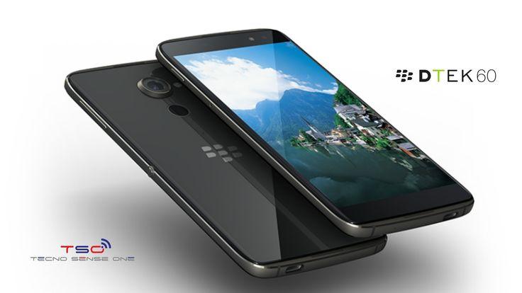 Blackberry fabrica su ultimo   smartphone el DTEK60         Este es el ultimo dispositivo fabricado enteramente por la compañía canadiense...