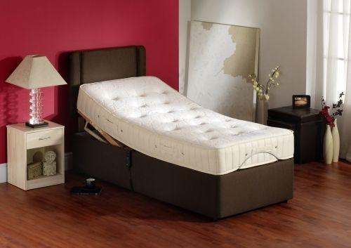 Furmanac MI Beds Leanne Adjustable Divan Bed