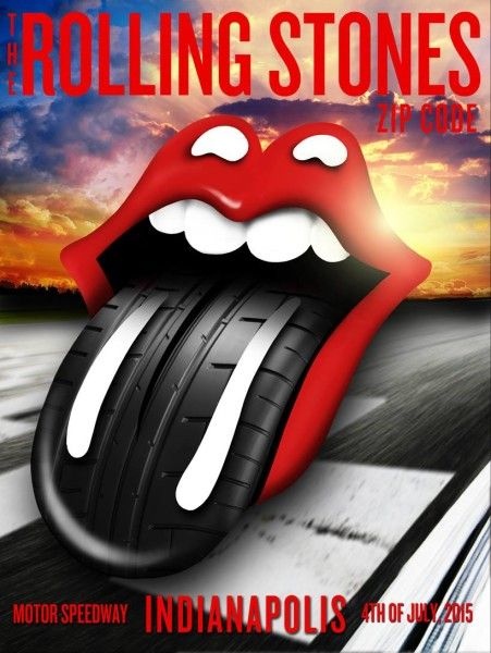 Indianapolis – 4 July | The Rolling Stones | The Rolling ...