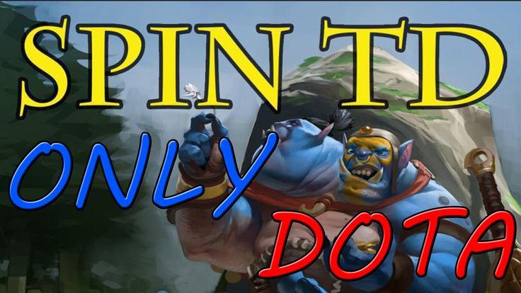 Dota 2 - Spin TD - Обзор