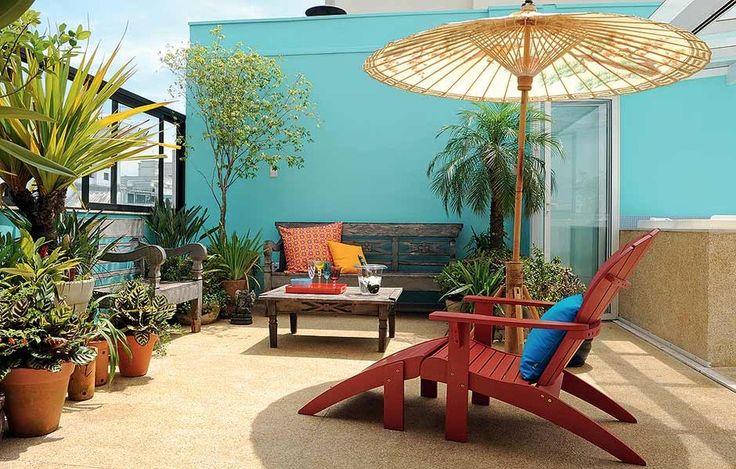 Idea Roof Garden/Terraza