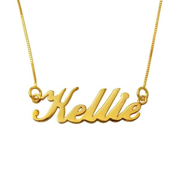 18k Gold Plated Name Necklace (http://www.wordon.com.au/products/18k-gold-plated-name-necklace.html)