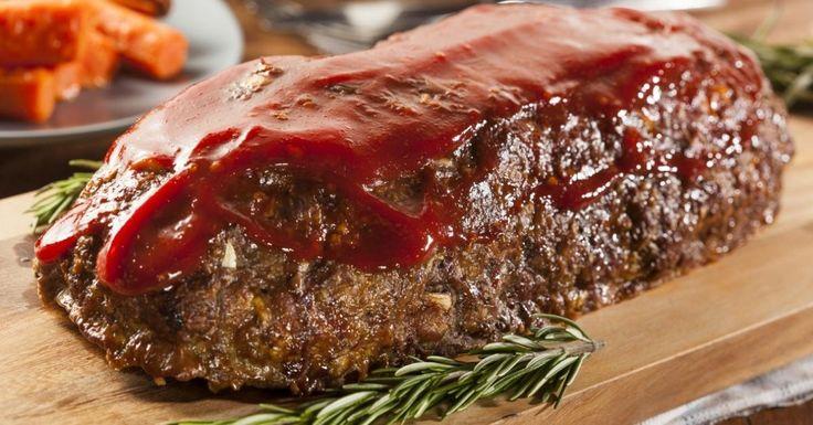 Le pain de viande comme vous l'avez vu auparavant!                                                                                                                                                                                 Plus
