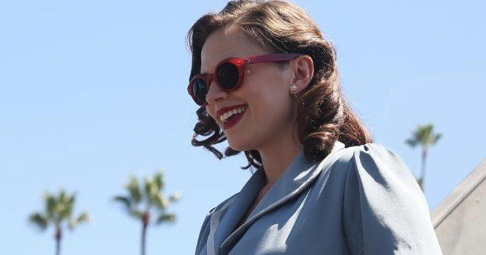 'Agent Carter' Season 2 Gets a Premiere Date & New Photo -- Peggy Carter moves from New York to Los Angeles for her next mission when 'Marvel's Agent Carter' Season 2 debuts this winter. -- http://tvweb.com/news/agent-carter-season-2-premiere-date-photo/