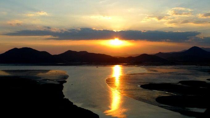 Suncheonbay in Korea