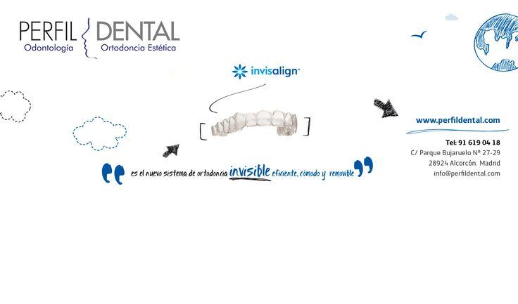 Diseño para la pagina de Facebook de Perfil Dental