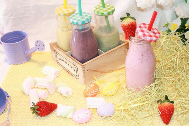 ricetta smoothie vegan golosi vitaminici