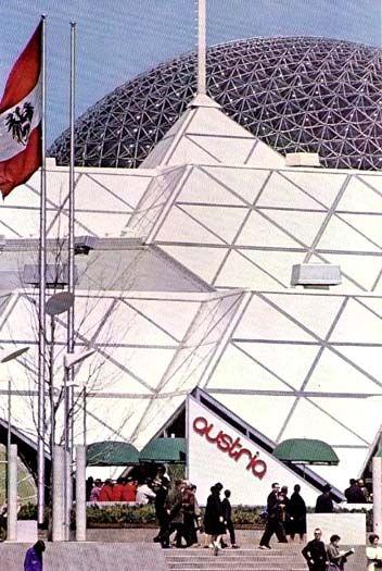 The Austrian Pavilion (Expo 67)